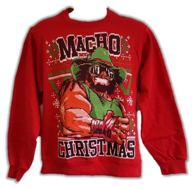 Jarret Ruminski On Twitter This Macho Man Randy Savage Christmas