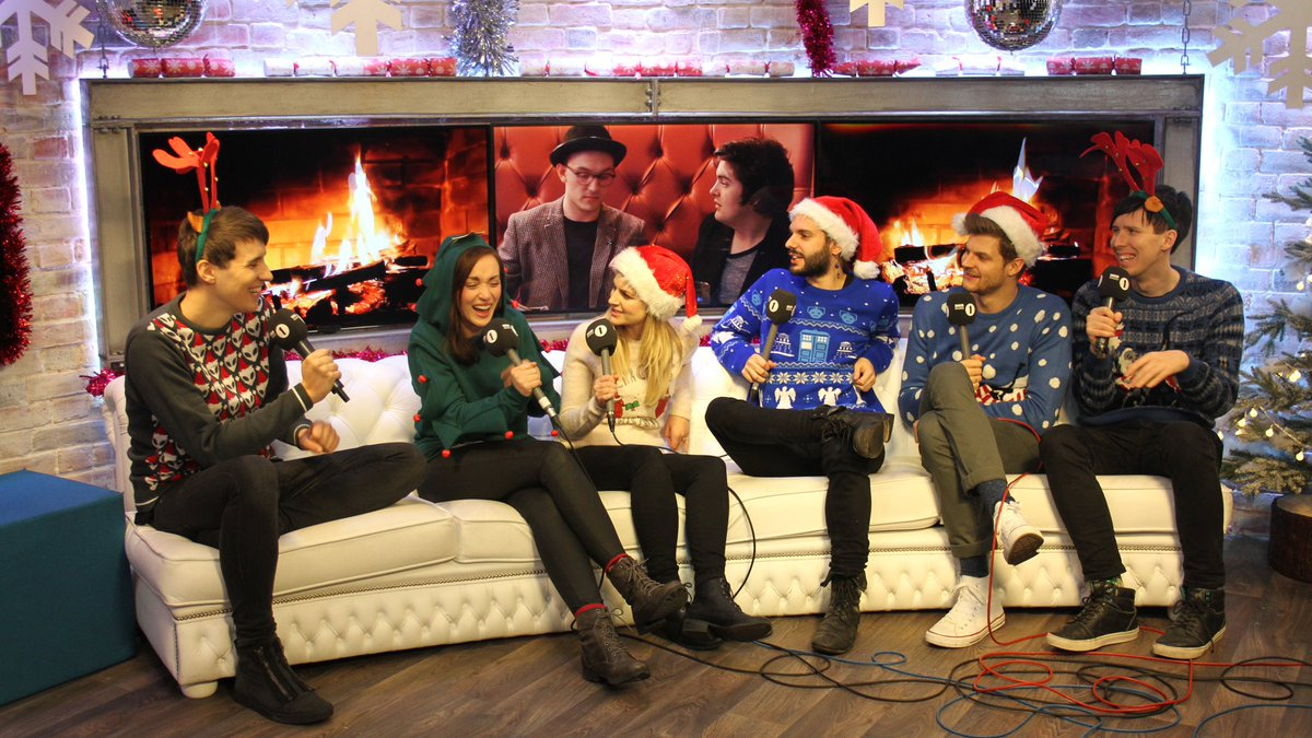 Are you ready for @danisnotonfire & @AmazingPhil's Xmas Party with @BBCR1 at 10.30pm on Red Button? #R1Christmas https://t.co/afpc5K7xt6