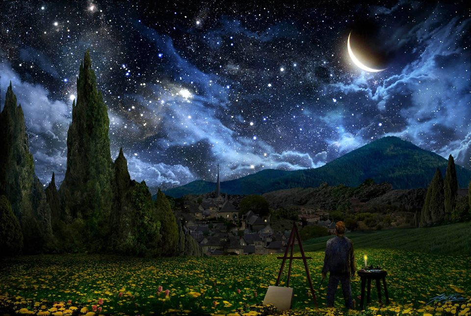 Image result for romantic cresent moon photos