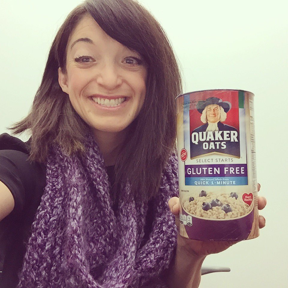 {NEW POST} #Glutenfree Quaker Oats are about to hit shelves nationwide! https://t.co/yjnK1QwoWM #QuakerSummit https://t.co/YhhFDZsHJO