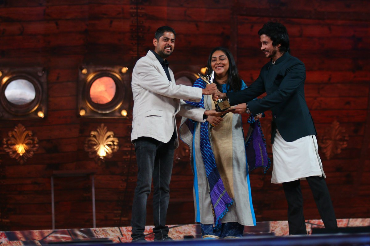 Best Lyricist - Varun Grover for Masaan stardust Awards 2016 Image,pIcture