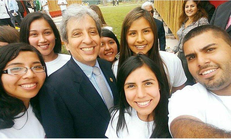 Primer parque temático sobre #CambioClimatico de Sudamérica ¡Todosomos #VocesxelClima! ❤ @MinamPeru @PondetupartePer https://t.co/CIsdKKw8uO