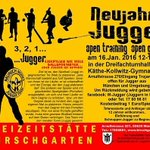 Image for the Tweet beginning: Open #Jugger in #muenchen bei
