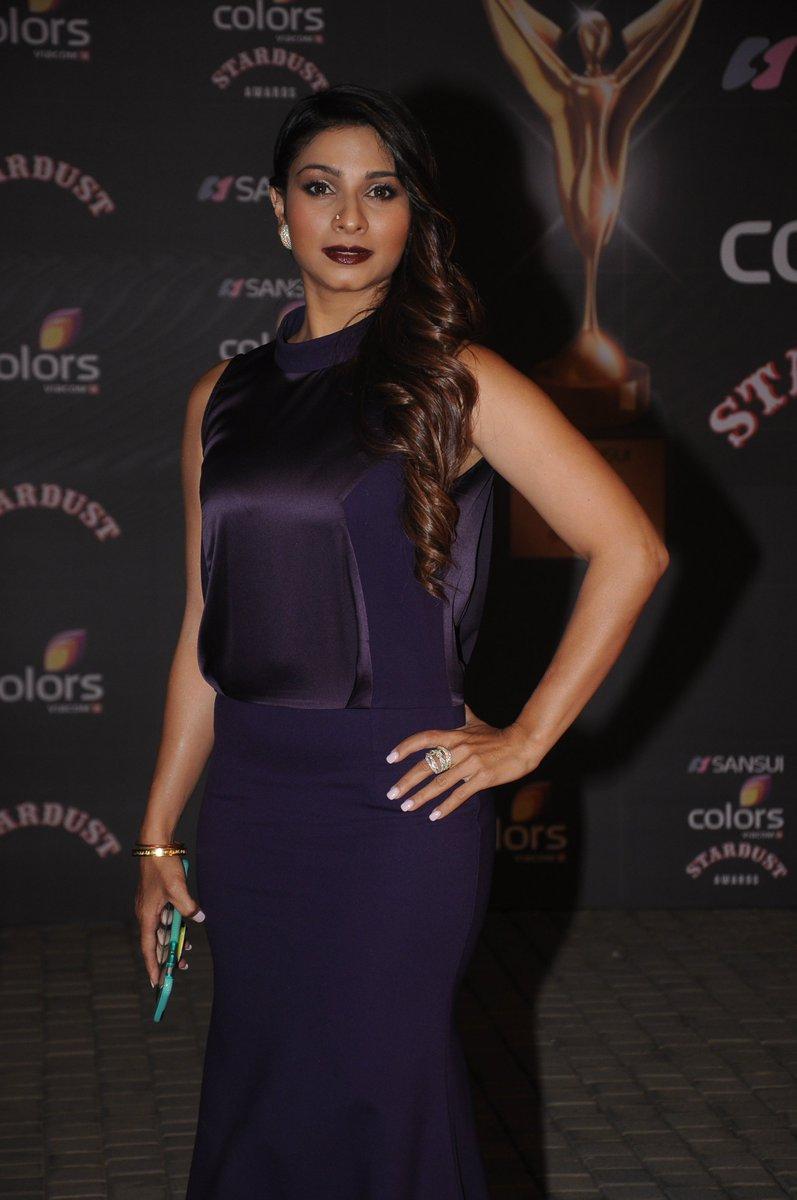 Tanishaa Mukerji at #SansuiColorsStardustAwards stardust awards 2016 image/photo
