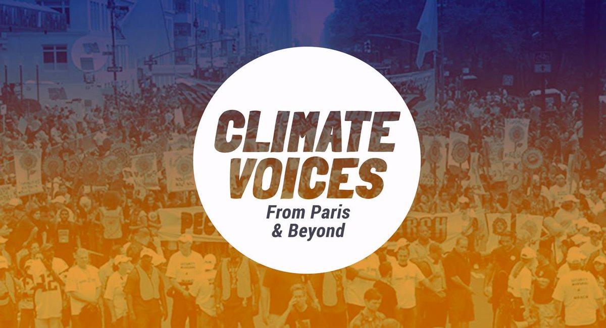Don't be left out of the news around the historic #ParisAgreement: https://t.co/40MZVvxvTp #COP21 #ClimateVoices https://t.co/NhHmiTZLSN