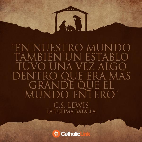 Catholiclink Español On Twitter Una Genial Frase De La Obra De