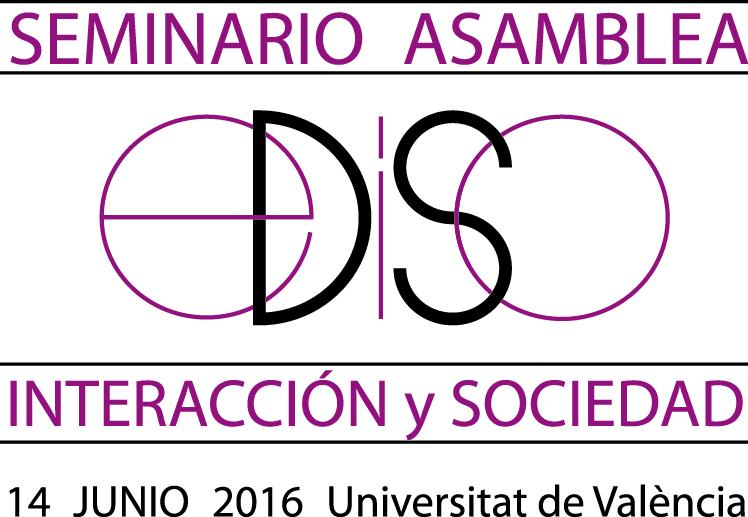Resultado de imagen de SEMINARIO ASAMBLEA INTERACCIÓN Y SOCIEDAD EDISO