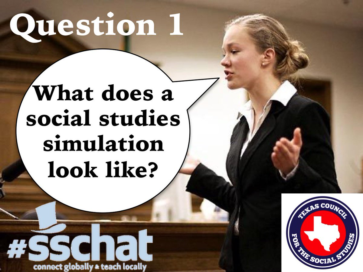It is time to get this party started...here is Question 1. #sschat https://t.co/jCk1PvLIcH