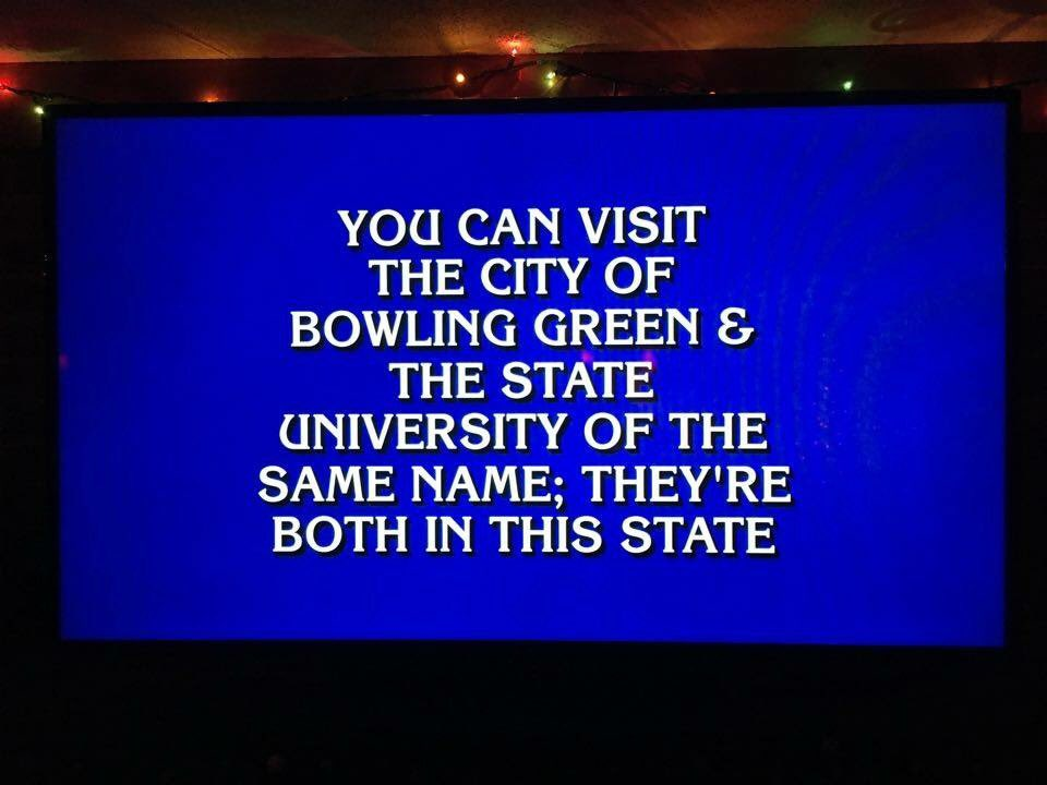 Thanks @Jeopardy for putting us in tonight's game! #BGSU https://t.co/XWrsgvlAi2