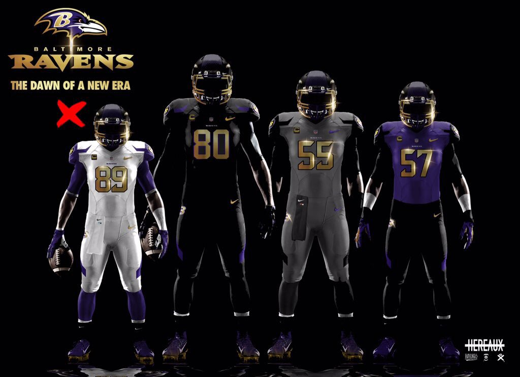 ravens new jersey