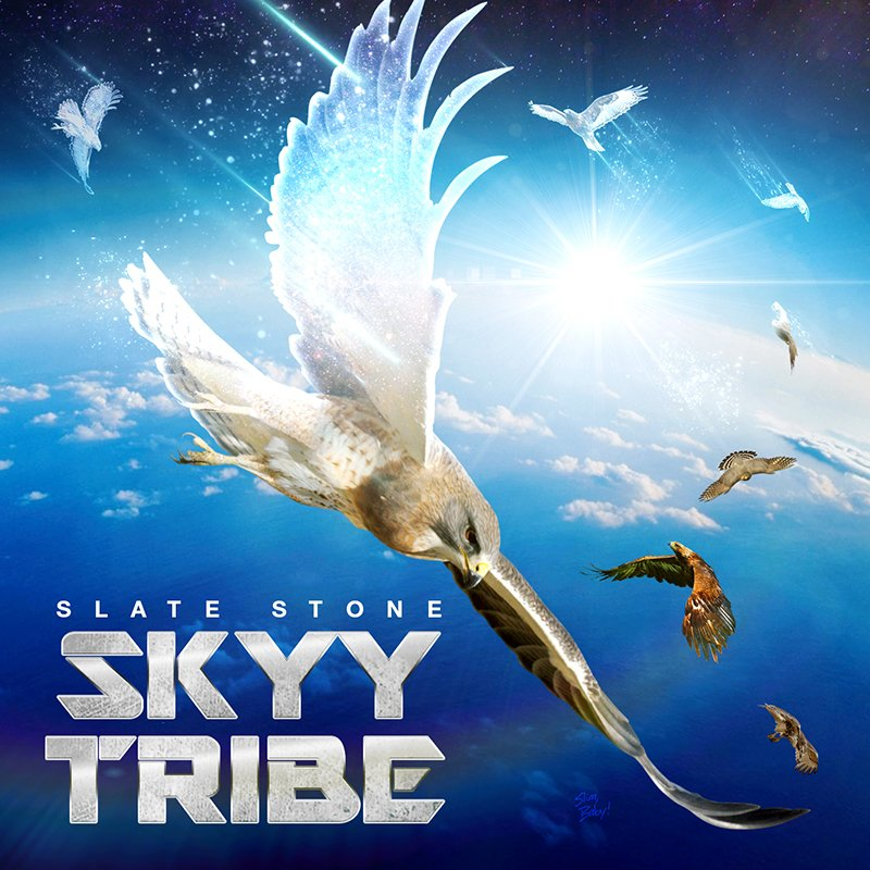 "Phenom @SlateStoneMusic ""Skyy Tribe"" https://t.co/5NH1GQF4U3 prod. by @mbbtracks globally serviced @VirDiKO *1KN https://t.co/aHJgIGR7bg"