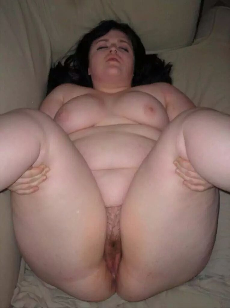 Chubby girl dirty