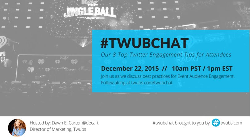 We are so excited for tomorrow's #twubchat! Subscribe now ➡️  https://t.co/sqi0EcHQx9 https://t.co/lRfntV3gfj