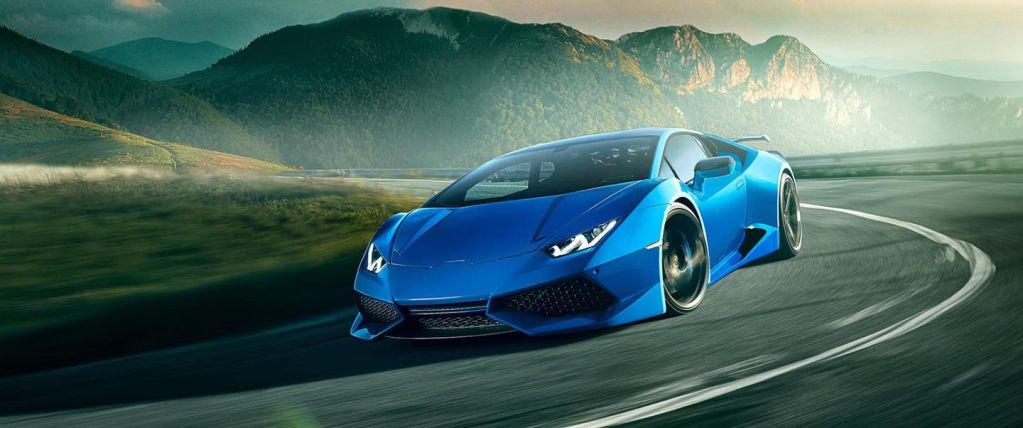 Lamborghini Huracán, come regalo di Natale