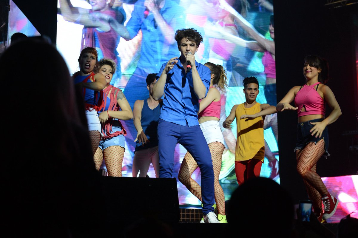 #RodrigoElegidos estuvo en el show de #ElegidosEnElRex » Disfrutá de su última presentación→ https://t.co/cDDXjpEKgi https://t.co/pZsq6Rux5U