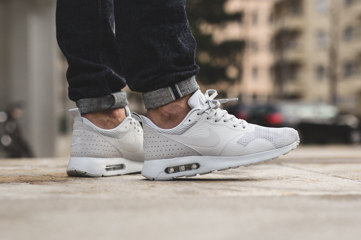 huge discount 35c1a 43f46 Nike Air Max Tavas - Pure PlatinumNeutral Grey Available now at Titolo  SHOP HERE httpbit.ly1QBqog1 pic.twitter.comIGLHbTzw8K