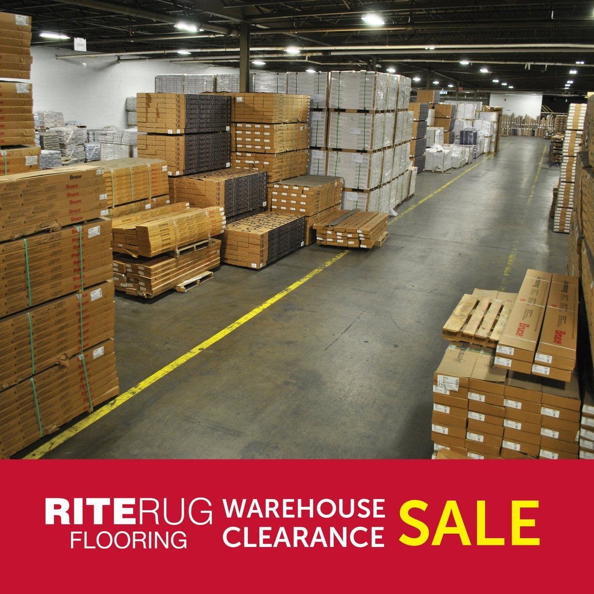 Home Decorators Warehouse Sale: Rite Rug Warehouse Sale