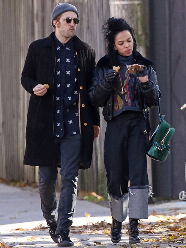 Vixen4v Fka Twigs And Robert Pattinson Most Stylish Couple Https