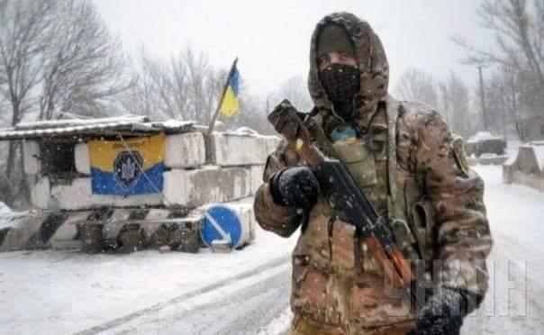 Ситуация обострилась. Террористы прицельно обстреляли позиции украинских воинов в Майорске из крупнокалиберного вооружения, - пресс-центр АТО - Цензор.НЕТ 3555
