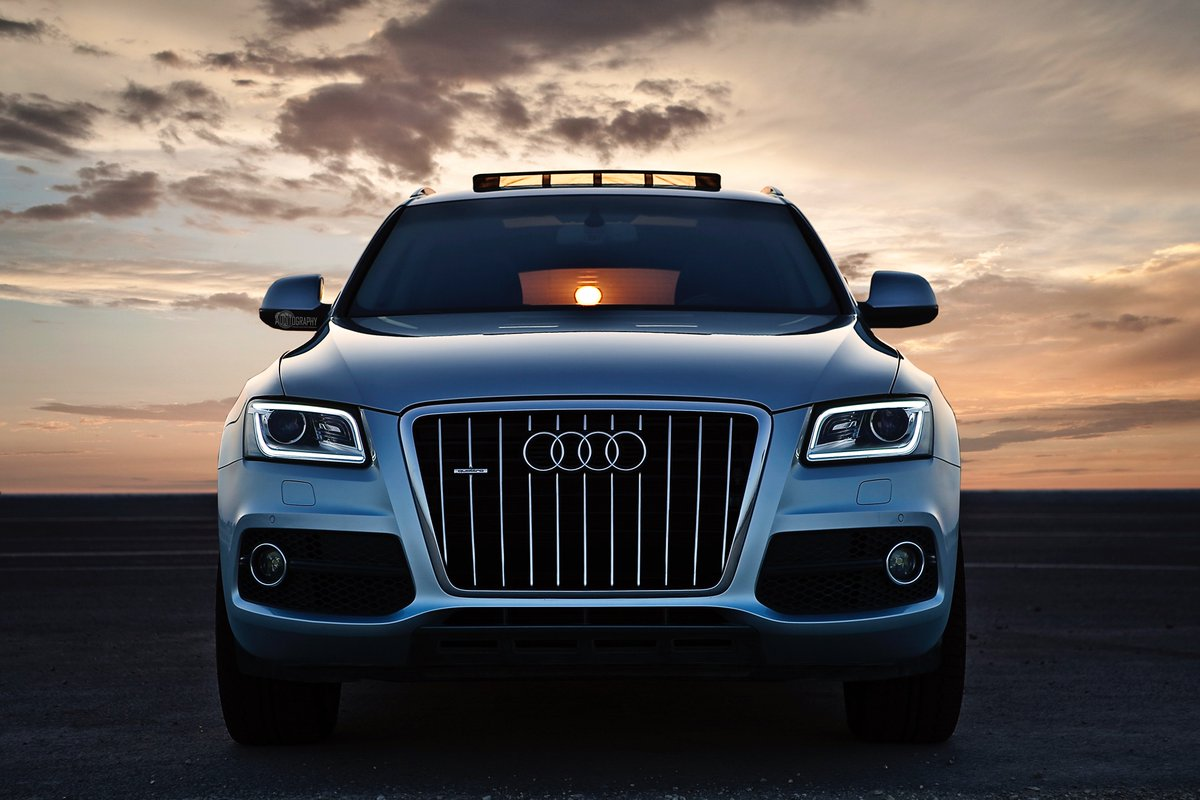 Auditography On Twitter The Audi Q In A Beatiful Doha Sunset - Sunset audi
