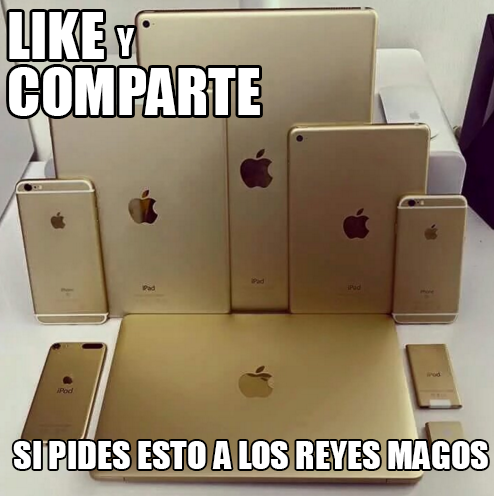 ¡¡Like y RT si deseas que los #ReyesMagos te traigan estos fantásticos regalos!! https://t.co/luQBleDpBU