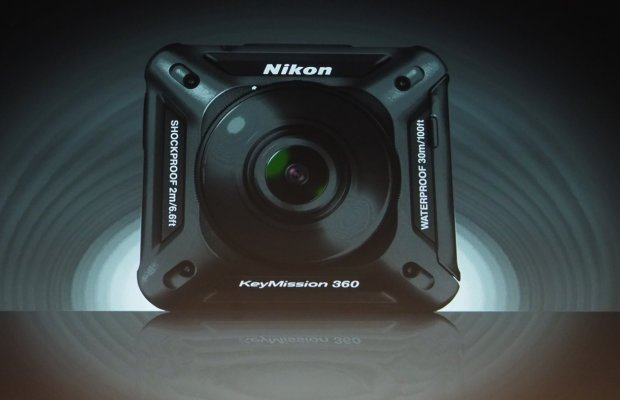 Nikon reveals its own VR-ready action camera