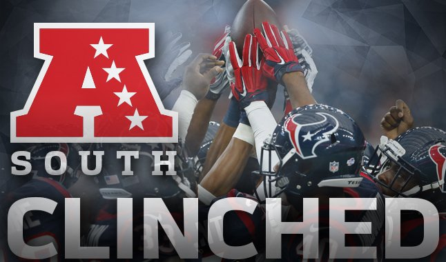 AFC SOUTH CHAMPIONS!!!!!!!!!!!!!!!!!!!!!!!!!!!!!!!!!!!!!!!!!!!!!!!!!!!!!!!!!!!!!!!!!!!!!!!!!!!!!!!!!!!!!!!!!!!!!!!! https://t.co/ZWazsRnWL5