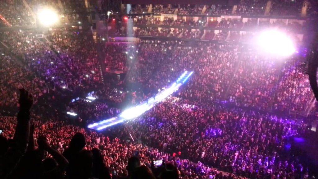 Toyota Center Capacity >> Rt Ur Revival Show On Twitter June 15 2016 Houston Toyota Center
