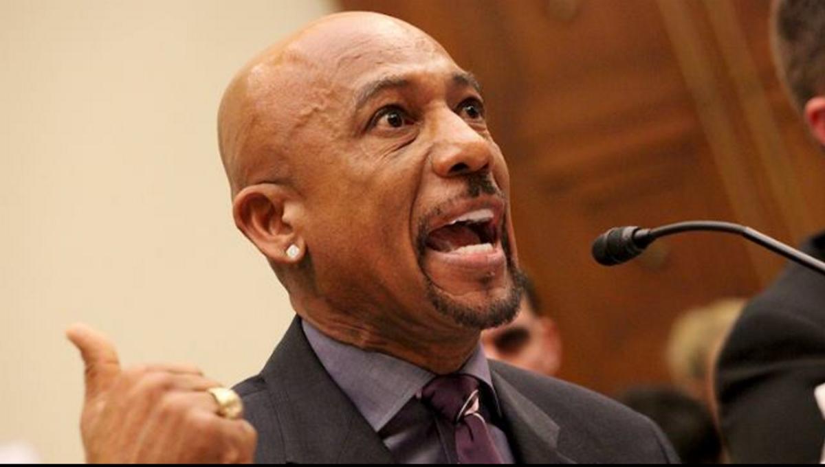 Montel Williams strange infatuation with killing critics