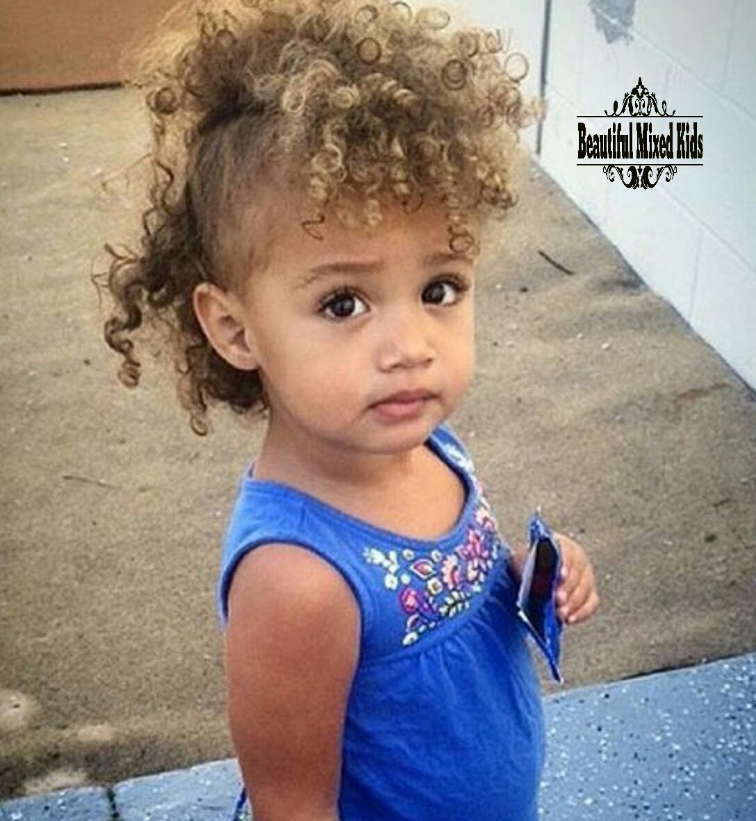 Beautiful Mixed Kids On Twitter Quot Nazarae Nichole 1 Year