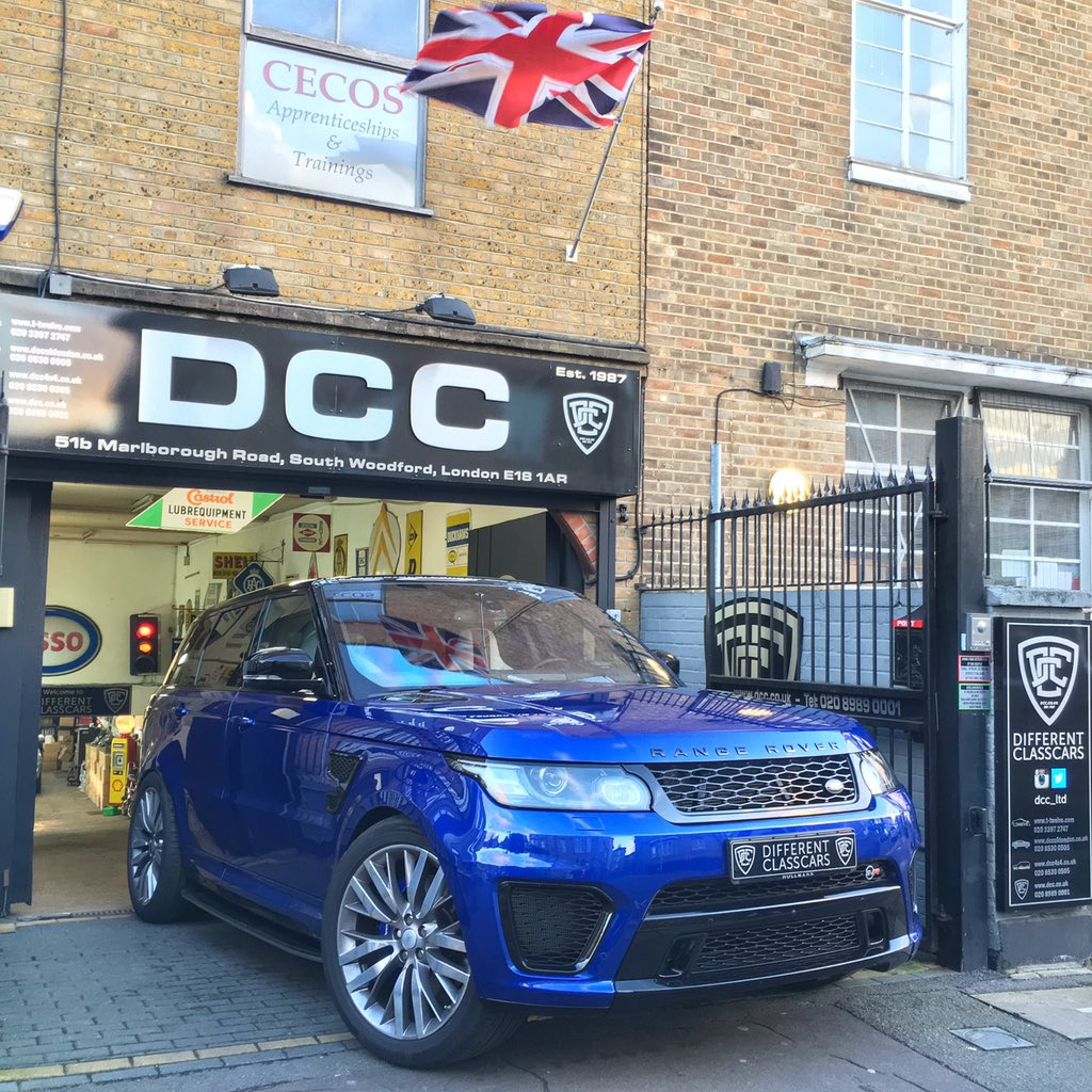 Different Class Cars On Twitter Range Rover Sport SVR My New - Sports cars you can daily drive