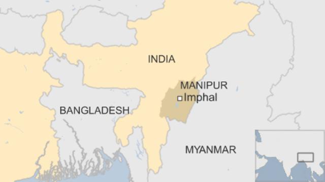 Terremoto Oggi Manipur India, tra Birmania e Bangladesh: violenta scossa M6,7 del 4 gennaio