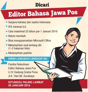Pt Jawa Pos Koran Jawaposco Twitter
