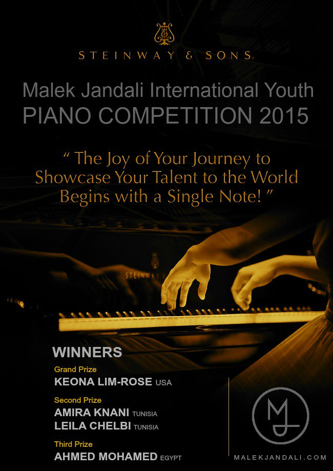 Hackathon io organize discover hackathons hackathon jason 3 years ago malekjandali congratulations to all the amazing talents of the 2015 malekjandali international youth piano com fandeluxe Gallery