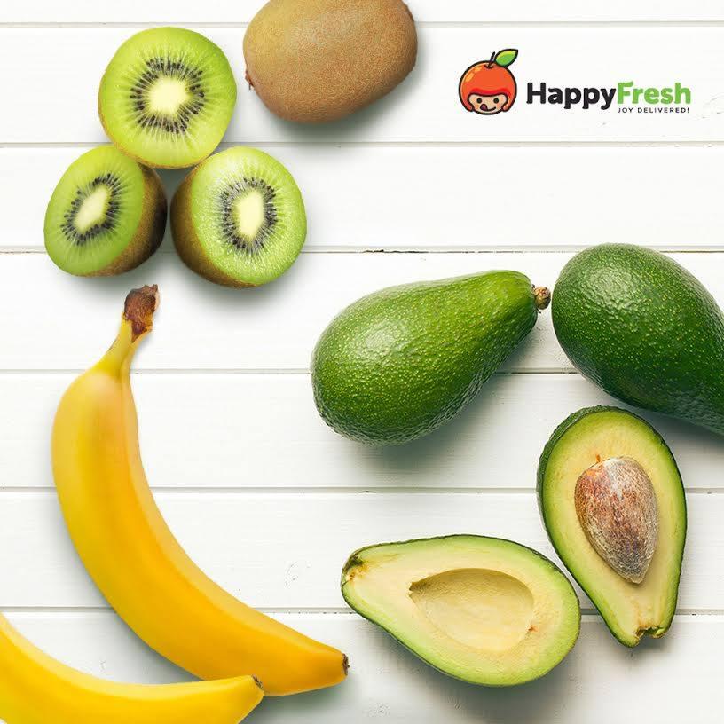 ต้อนรับเช้าวันใหม่ ต้อนรับปีใหม่ กับผักผลไม้สดๆ ส่งให้คุณถึงมือ ^^  #HappyFreshTH #Freshfood #Cleanfood #Fruits https://t.co/xo69D6lfm6