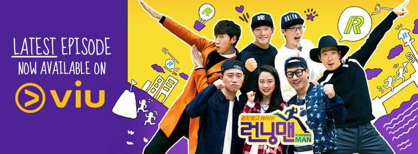 Ep280: Watch the latest #RunningMan Ep280 w Eng/中字 subs on Viu now