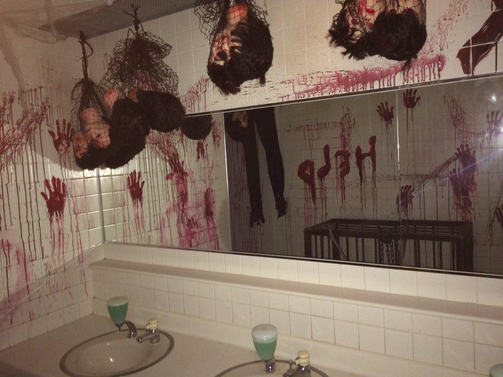 ヒェ~ッwwwww、ハウステンボスのトイレいくらなんでもホラー過ぎるwwwww