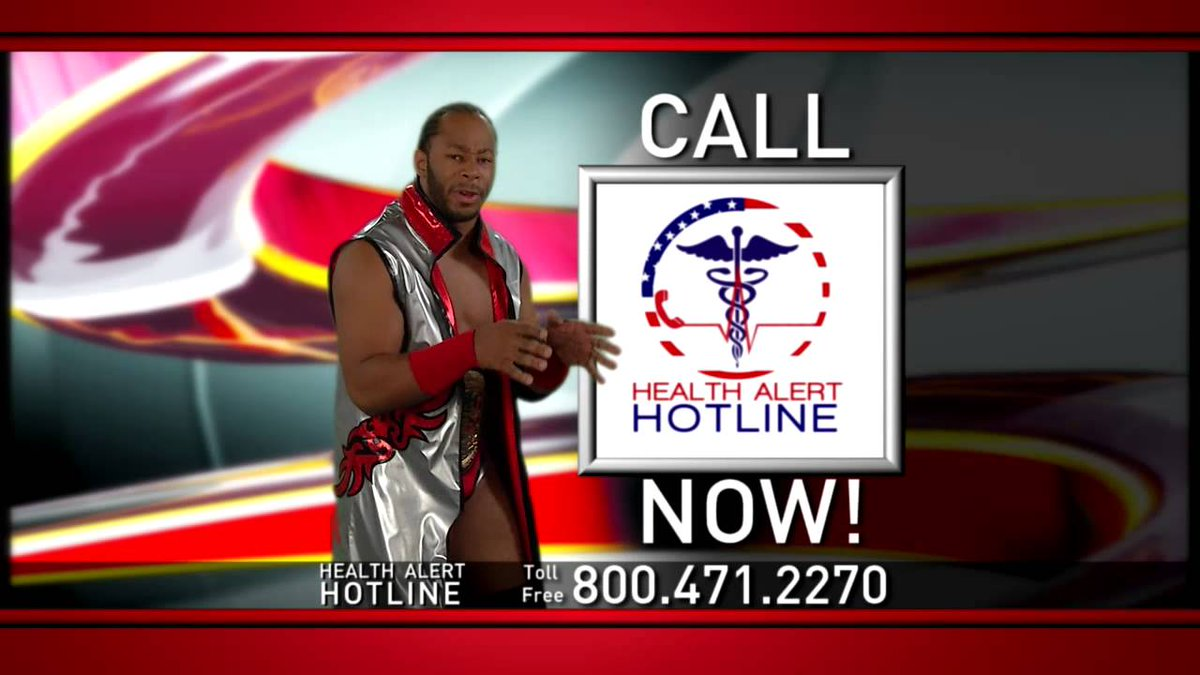 After that dive into the guard rail, Jay's going to need to dial the Health Alert hotline. 1-800-471-2270. #NJWK10 https://t.co/A5pBUdJ8Rg