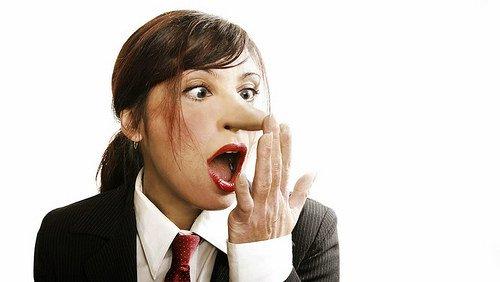 Benarkah Orang Yang Suka Berbohong Hidungnya Akan Bertambah Mancung - AnekaNews.net
