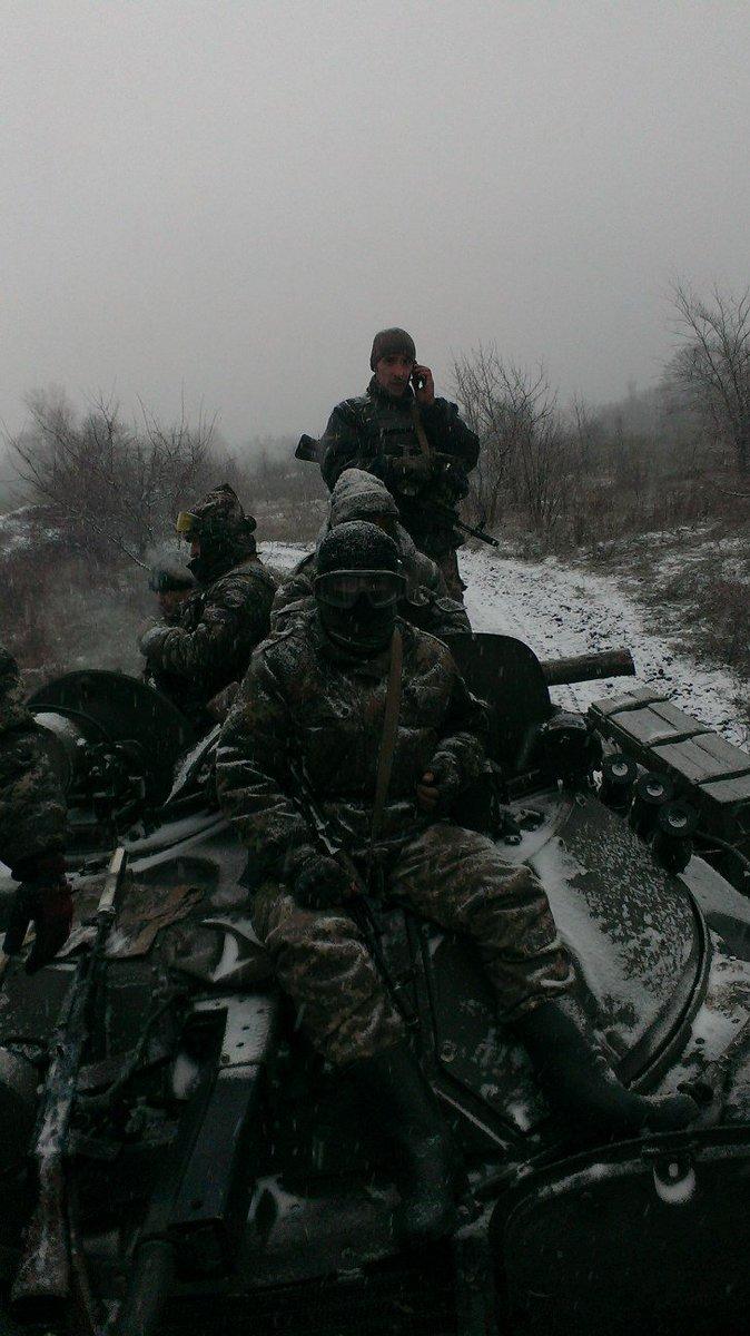 Боевики в Коминтерново мешают работать международным наблюдателям, - отчет ОБСЕ - Цензор.НЕТ 1109
