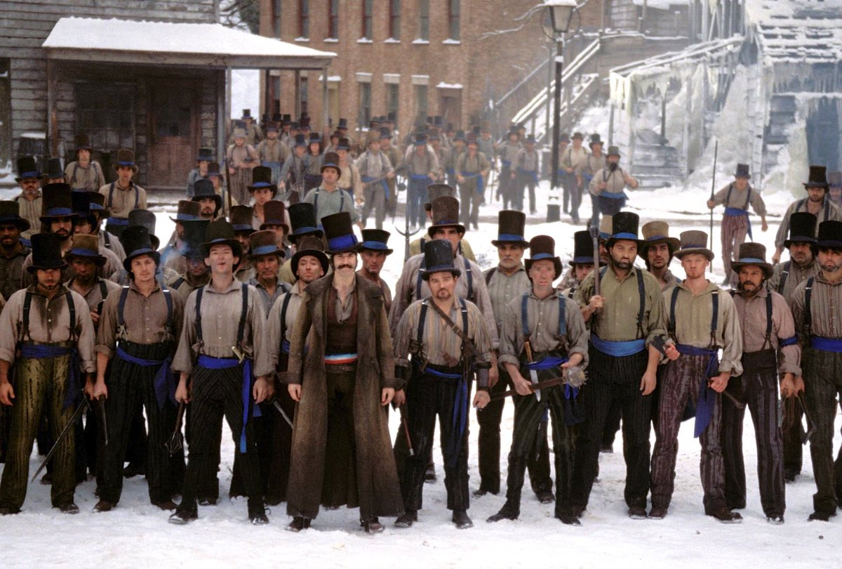 14) Scorcèse en donne un aperçu dans Gangs of New York https://t.co/pRPKkjWPyP