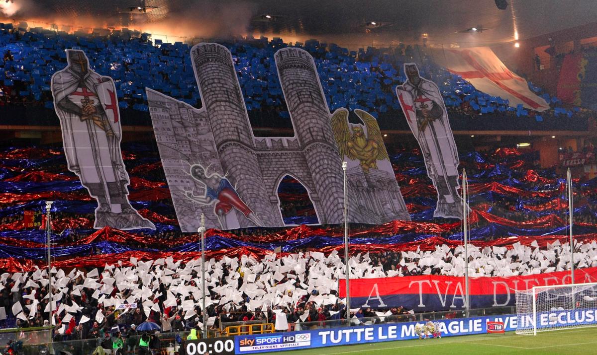 La 18a di Serie A si apre con il derby della Lanterna, Genoa-Sampdoria