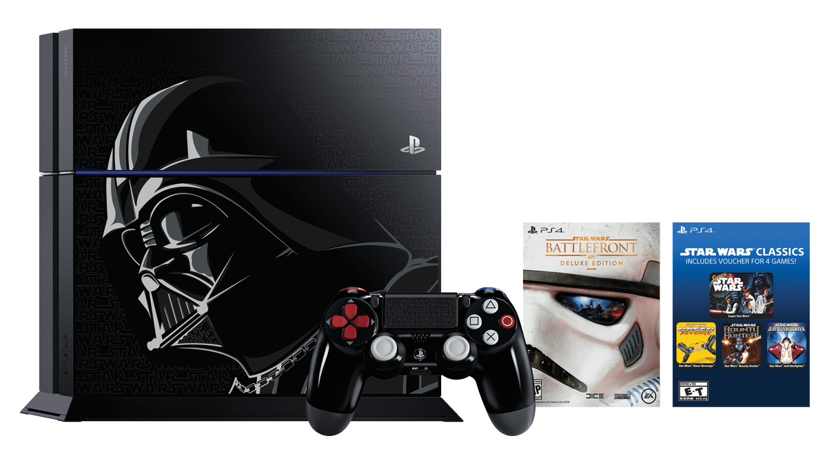 NEW #COMPETITION  #Win a 1TB #StarWars #PS4  RT, Follow & Comment on our site to enter  https://t.co/MN9lcptiYq  AJ https://t.co/sqbrU4mAGT
