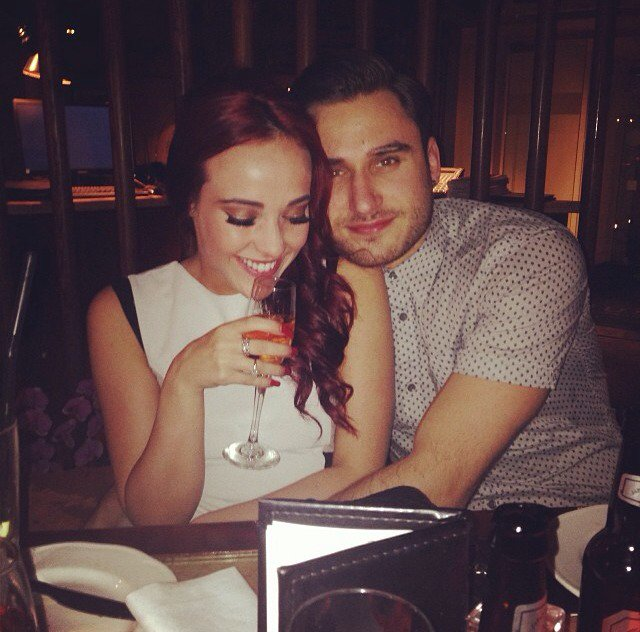 Stephanie Davis and Charlie Clapham - Dating, Gossip, News ...