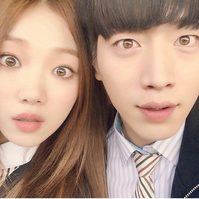 Cheese In The Trap Baek Siblings Lee Sung Kyung & Seo Kang