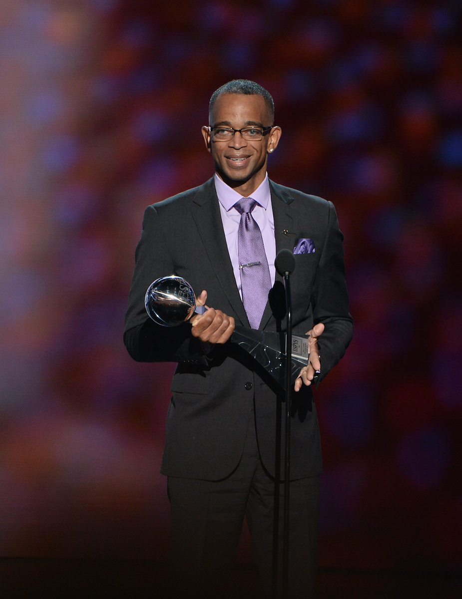 #DearStuartScott Today, we celebrate your dedication to the fight against cancer. Thank you for your courage. https://t.co/2CCOTzXl9V
