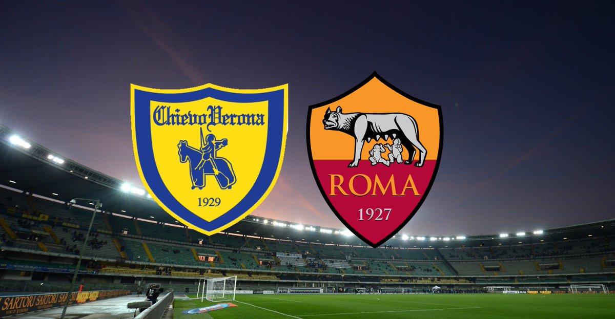 CHIEVO-ROMA Streaming Calcio (Diretta Serie A oggi 06/01/2016)