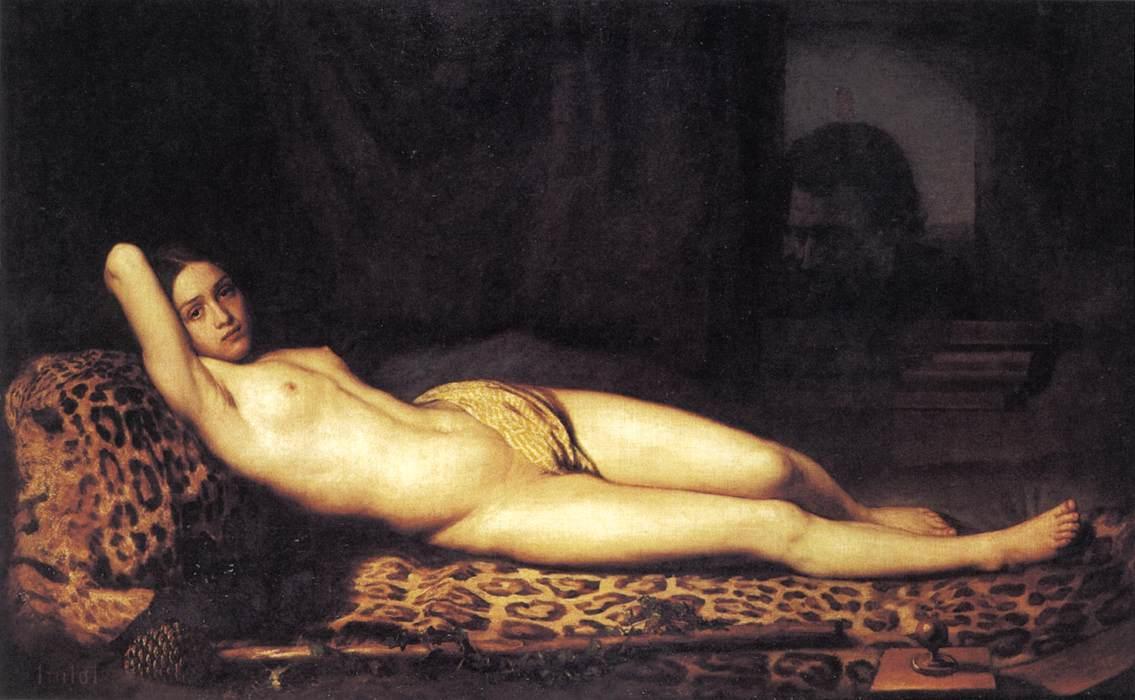 Venus Rey Jr On Twitter Muchacha Desnuda Trutat Obra Erótica