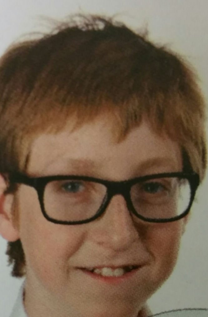 Police are looking for 13-year-old Stephen Brawn who went missing from his #Crawley home on Saturday. https://t.co/fpdIXAJJST
