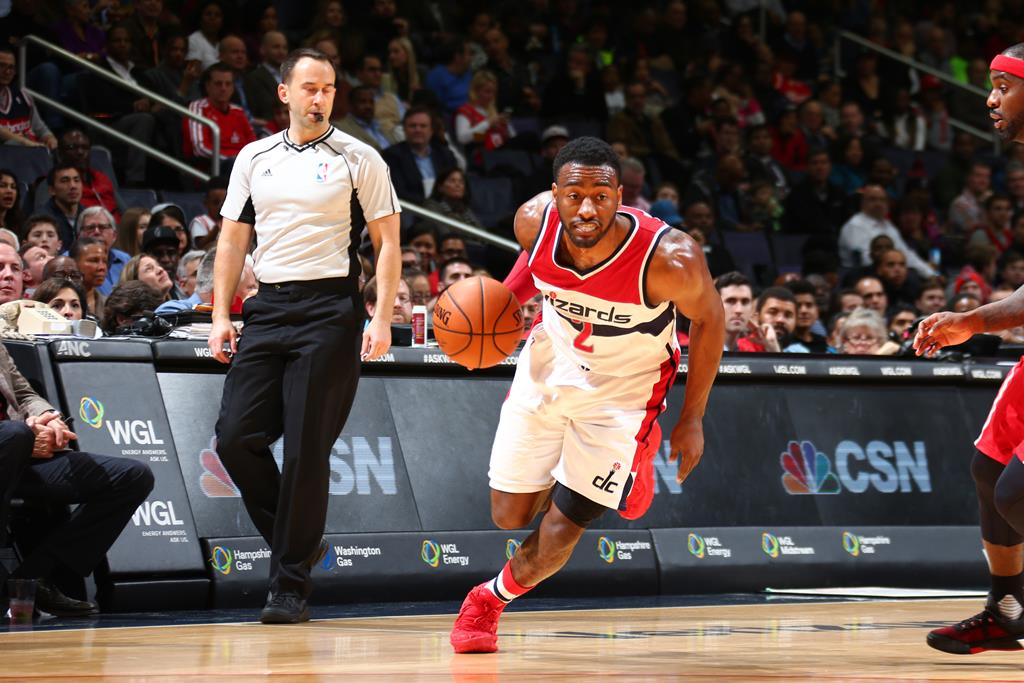 2 weeks left to get John Wall to the All-Star game! Vote early, vote often!  1 RT = 1 Vote  #NBAVote https://t.co/PmdYBvZKdx